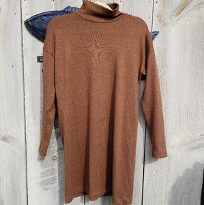 UNIQLO Hip Comfy Sweater Dress
